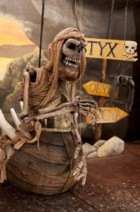 skeleton to styx